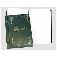 Pozostałe artykuły papiernicze, Kronika Warta 1829-028, A4/100k. zielona