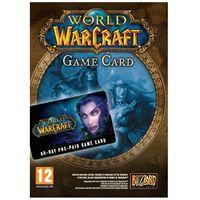 Pozostałe gry i konsole, Gra PC CDP.PL World of Warcraft Pre Paid + DARMOWY TRANSPORT!