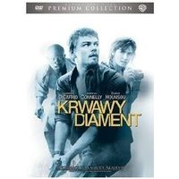 Dramaty i melodramaty, Film WARNER BROS Krwawy Diament (Premium Collection) Blood Diamond