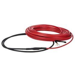 Kabel grzejny jednostronnie zasilany DEVIflex 18T/230V 18W/m 7m 140F1235