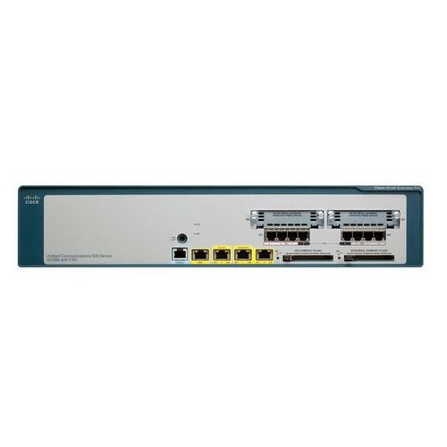 Pozostały sprzęt sieciowy, UC560-FXO-K9 Cisco UC560 System with 4 FXO, 2 VIC Slots
