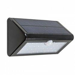 OSTRAVA LED 4W IP65 bateria solarna, czujnik ruchu 4000K Naświetlacz