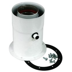 Adapter Spiroflex Ferroli z króćcami