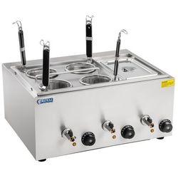 Urządzenie do gotowania makaronu, makaroniarka RCNK-4-GN