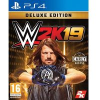 Gry PS4, WWE 2K19 (PS4)