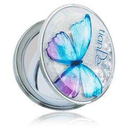 Lusterko do torebki Bright Butterfly Tiande