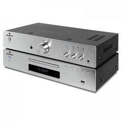 """auna """"Elegance Tower"""" Zestaw HiFi 2.0 odtwarzacz CD 600 W"""