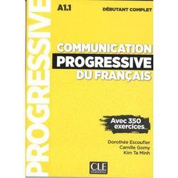 Communication progressive debutant complet 3ed książka + CD MP3 (opr. kartonowa)