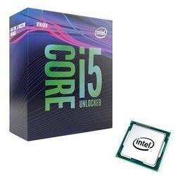 Intel Core i5-9600K Coffee Lake S Procesor - 3.7 GHz - Intel LGA1151 - 6 rdzeni - Intel BOX