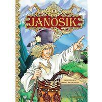 Książki dla dzieci, Janosik (opr. broszurowa)