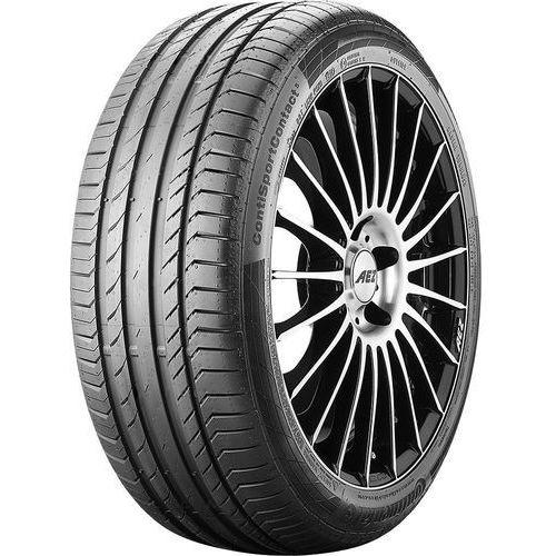 Opony letnie, Continental ContiSportContact 5 255/55 R18 109 V