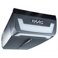 Napędy bram garażowych, D700HS Napęd do bram garażowych z wbudowaną centralą sterującą E700 FAAC