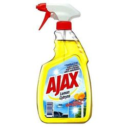 Spray do szyb AJAX Lemon Cytryna 500ml