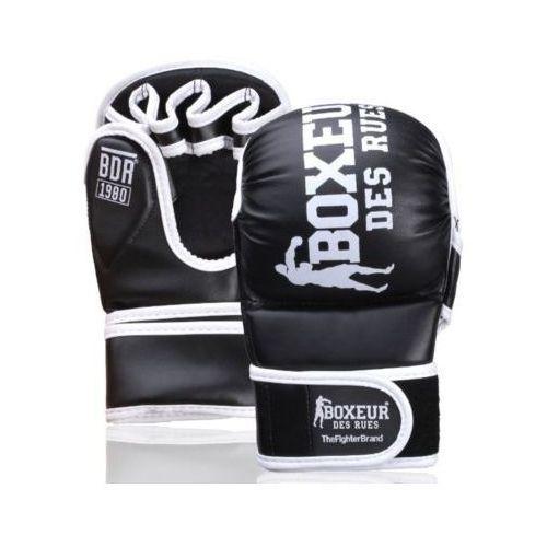 Rękawice do walki, Rękawice do MMA BOXEUR BXT-5211 (rozmiar M) Czarny