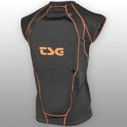 ochraniacz TSG - Backbone Vest D3O Black Orange (114) rozmiar: XL
