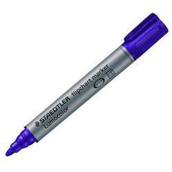 STAEDTLER Marker do flipcharta LUMOCOLOR, niebieski