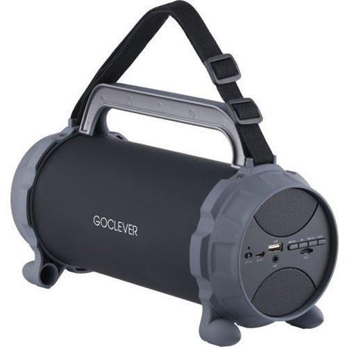 Stacje dokujące do odtwarzaczy, Głośnik mobilny GOCLEVER Sound Tube Rocket Czarny