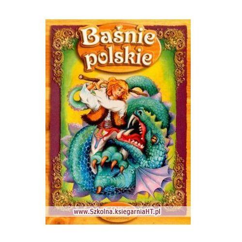 Literatura młodzieżowa, Baśnie polskie (oprawa miękka) - Praca zbiorowa (opr. miękka)