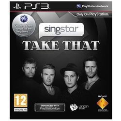 SingStar:TakeThat u/mikrofoner - Sony PlayStation 3 - Muzyka