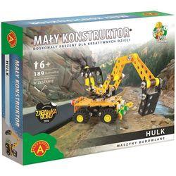Mały Konstruktor Maszyny Hulk