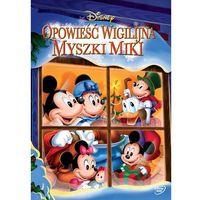 Filmy animowane, Opowieść Wigilijna Myszki Miki