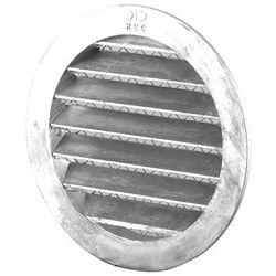Kratka wentylacyjna ścienna KWO DN 100 - DN 500 Średnica [mm]: 160