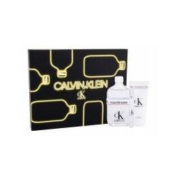 Calvin Klein CK Everyone, zestaw: Edt 200 ml + Edt 10 ml + Żel pod prysznic 100 ml (U)