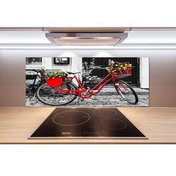 Panel do kuchni Rower miejski