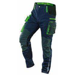Spodnie robocze PREMIUM 62% bawełna 35% poliester 3% elastan XS 81-226-XS