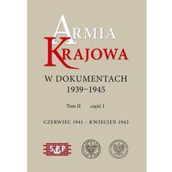 Armia Krajowa w dokumentach 1939-1945 (opr. twarda)