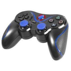 Kontroler TRACER do PS3 Pad Blue Fox + Zamów z DOSTAWĄ JUTRO!