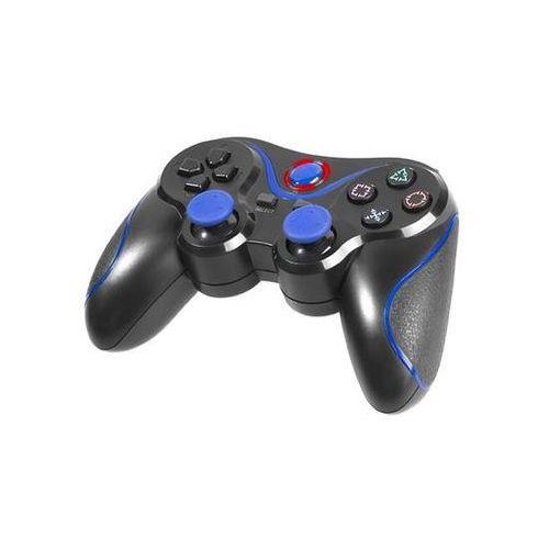 Gamepady, Kontroler TRACER do PS3 Pad Blue Fox + Zamów z DOSTAWĄ JUTRO!
