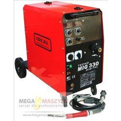 IDEAL Półautomat spawalniczy MIG-MAG TECNOMIG 330 4x4 DIGITAL