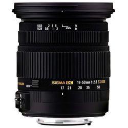 Obiektyw SIGMA Digital AF 17-50/2.8 EX DC OS HSM Canon + Zamów z DOSTAWĄ JUTRO! + DARMOWY TRANSPORT!
