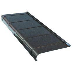 Parapet zewnętrzny aluminiowy Fola 20 x 200 cm antracyt