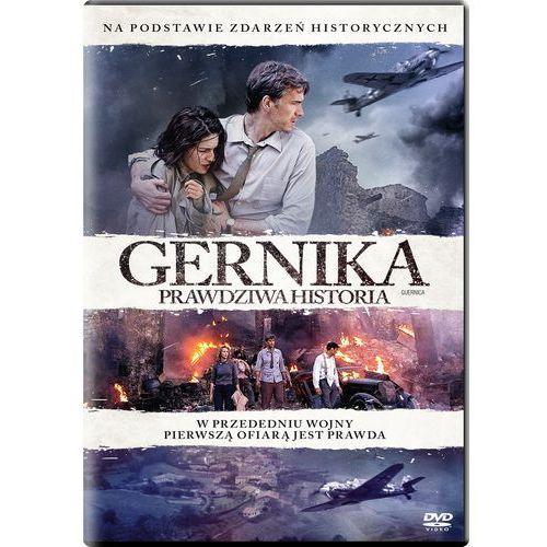 Filmy wojenne, Gernika. Prawdziwa historia (DVD) - Koldo Serra DARMOWA DOSTAWA KIOSK RUCHU