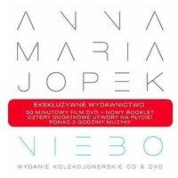 Jazz, Niebo [Wydanie kolekcjonerskie CD+DVD]