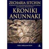 Historia, Kroniki anunnaki - zecharia sitchin