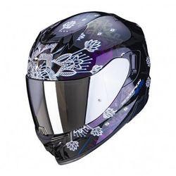 Scorpion kask integralny exo-520 air tina black ch