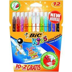 Pisaki Bic Kids Colour&Erase 920295 12kol.