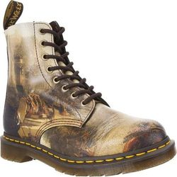 Dr Martens PASCAL MULTI THE DECLINE OF THE CARTAGINIAN EMPIRE - Buty Glany Damskie - Motyw