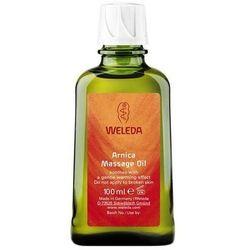 Weleda Arnica Massage Oil preparat do masażu 100 ml dla kobiet