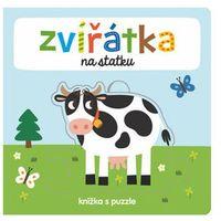 Puzzle, Zvířátka na statku - knížka s puzzle neuveden