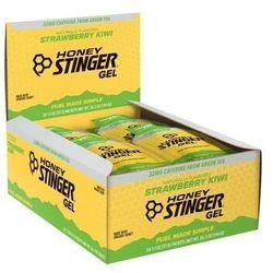 HONEY STINGER ŻEL ENERGETYCZNY STRAWBERRY KIWI CAFFEINA ORGANIC ENERGY GEL 32G