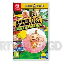 Super Monkey Ball Banana Mania - Edycja Launch Nintendo Switch