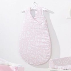 Śpiworek do spania niemowlęcy Bubble - Las Pastelowy Róż