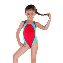 Kostium kąpielowy dziewczęcy Shepa 009