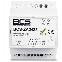 BCS-ZA2425 Zasilacz do systemu wideodomofonowego IP