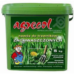 Nawóz do trawników zachwaszczonych Agrecol 5 kg