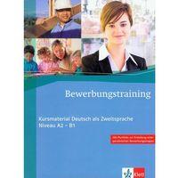 Książki do nauki języka, Bewerbungstraining Kursmaterial Deutsch Als Zweitsprache (opr. miękka)